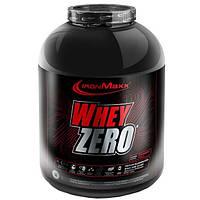 Протеин изолят Ironmaxx whey zero 2.3 kg