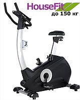 HOUSEFIT Велотренажер HB-8268HPM silver Электромагнитный. Количество уровней нагрузки 32