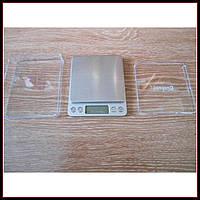 Ювелирные электронные весы 0,1-3000 2 чаши, фото 1
