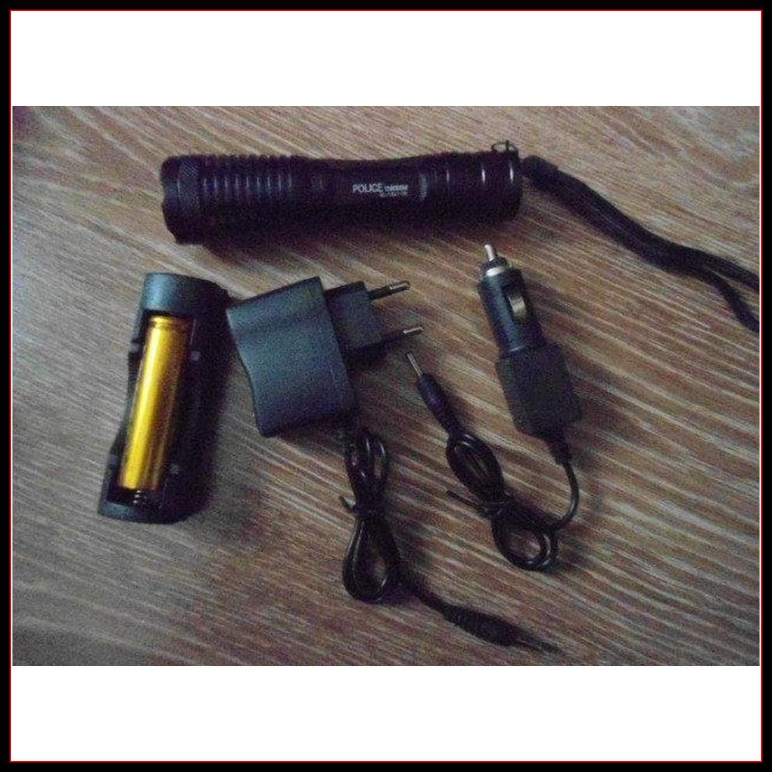 Тактический фонарь фонарик Bailong BL- 1837-T6