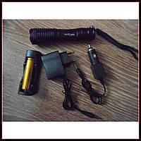 Тактический фонарь фонарик Bailong BL- 1837-T6, фото 1