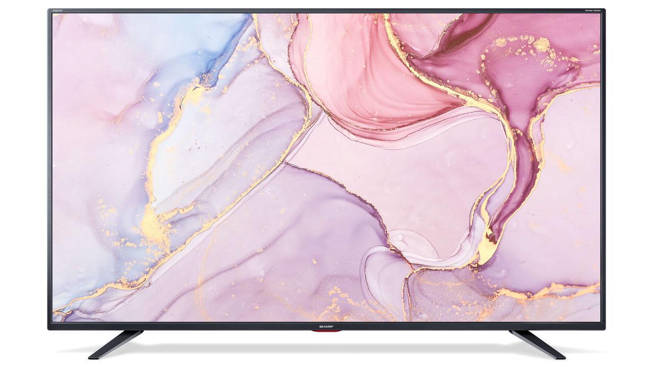 Телевизор Sharp 65BJ5E (UltraHD / 4K / SmartTV / 400Hz / HDR / DVB-T/C/T2/S2)