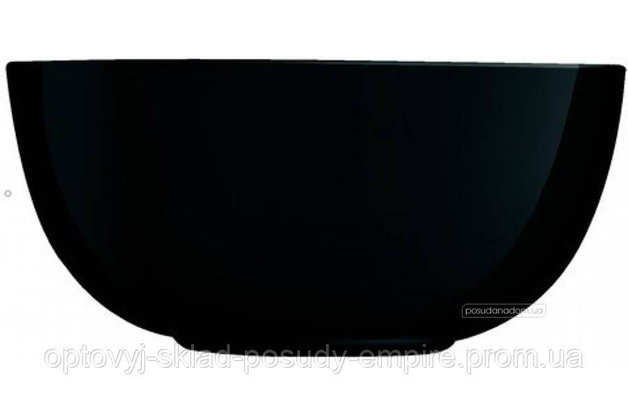 Салатник Luminarc Diwali Black 21 см P0790