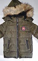 Куртка утепленная на мальчиков оптом, Setty Koop, 1-5 лет, арт. CD-1903, фото 2