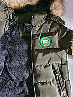 Куртка утепленная на мальчиков оптом, Setty Koop, 1-5 лет, арт. CD-1903, фото 3