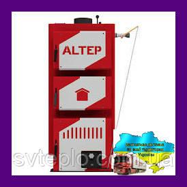 Твердопаливний котел тривалого горіння Altep CLASSIC 10 кВт (Альтеп Класик)