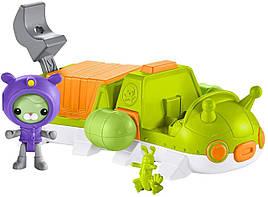 Октонавты Твик подводный аппарат Гуп-В Fisher-Price Octonauts Gup-V & Tweak Vehicle