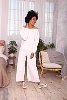 Стильный женский комфортный костюм