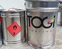 Лак поліуретановий для дерева TOGI 25л. + затверджувач 12.5л