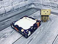 *10 шт* / Коробка для пряников / 150х150х30 мм / печать-Фиолет.Сказка / окно-обычн / лк, фото 1