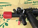 Распределитель на опрыскиватель (регулятор давления) длинный стакан Регулятор давления на опрыскиватель, фото 6