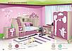 Детская кровать КР2 Дисней Модерн, фото 3