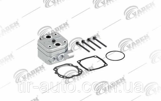 Головка компрессора MAN TGA двигатель D2866, D2876 ( Vaden ) 120310-VDN