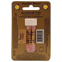 Цветочная пыльца Sugarflair Розовый румянец (blush pink)