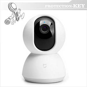IP-камера Xiaomi Mi Home Security Camera 360 Белая (MJSXJ05CM)