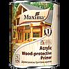 Деревозащитная грунтовка акриловая ТМ Maxima 0,75 л.