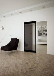 Для скляних дверей