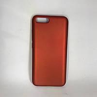 Силиконовый чехол Rock Xiaomi Mi 6 (Красный)