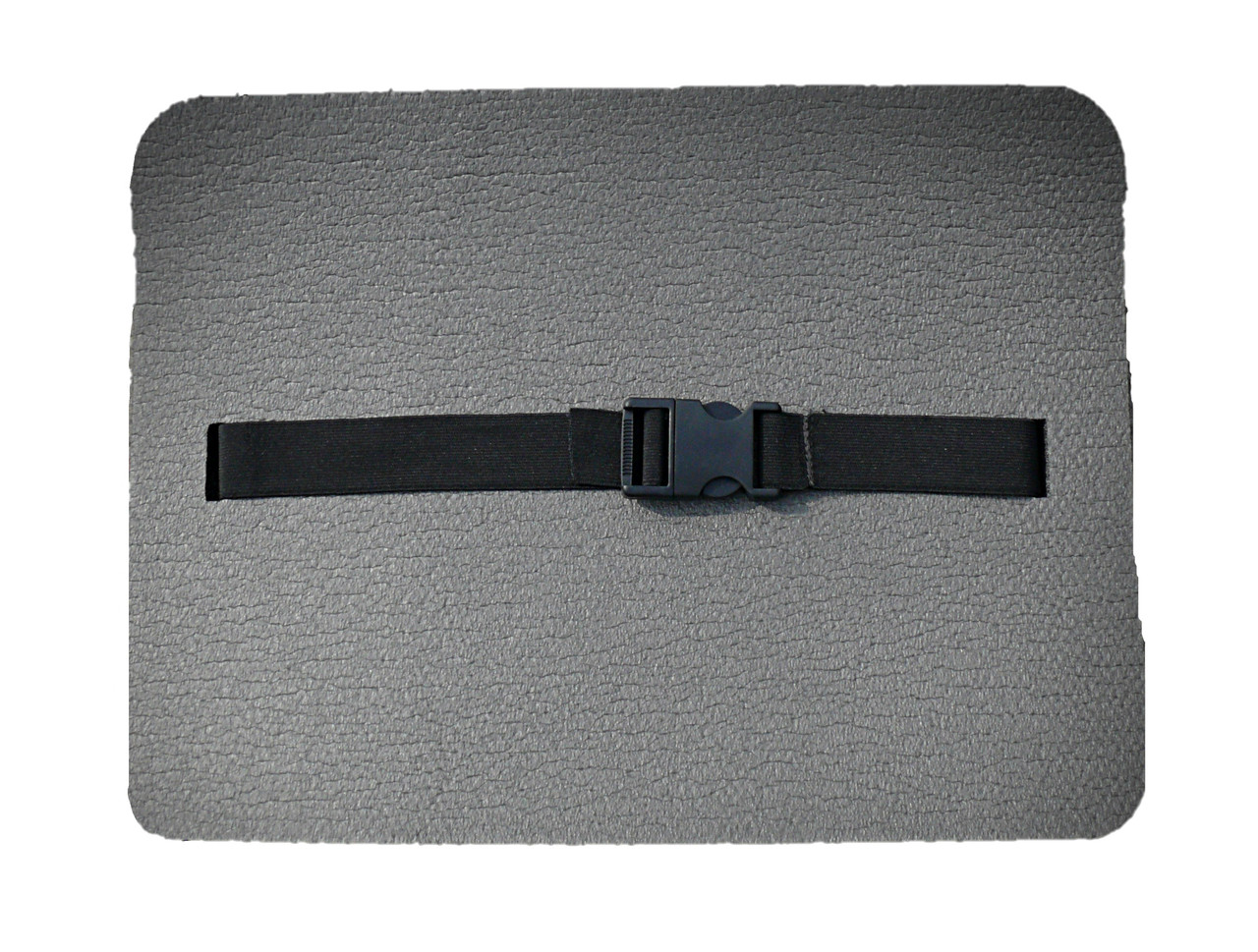 Туристичне сидіння, 25х30 см, сіре, т. 12 мм, виробник УкраинаTERMOIZOL®