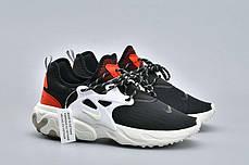 """Кроссовки Nike Air Presto React """"Черные"""", фото 3"""