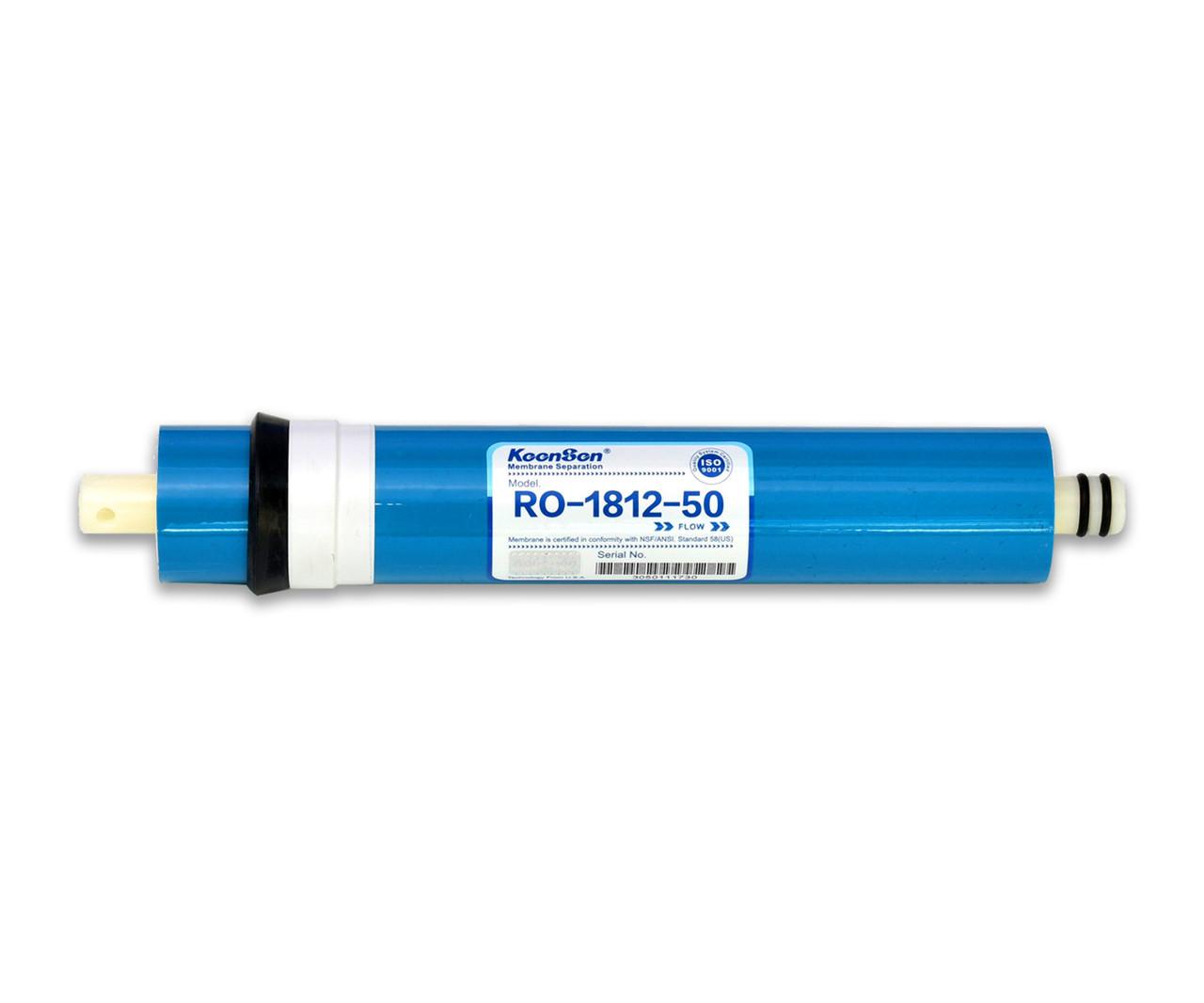 Мембрана обратного осмоса KeenSen RO-1812-50