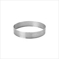 Форма кондитерская Lacor круглая перфорированная (d-7, h-2 см)