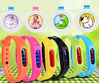 Браслет защита от комаров Корея Оригинал для детей и взрослых средство от комаров детское браслет от насекомых