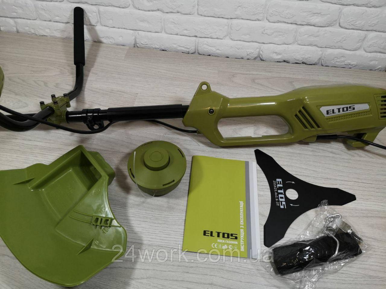 Электрокоса Eltos КГ-2700