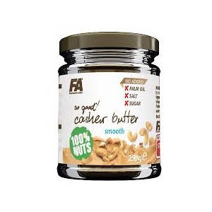 Масло з кеш'ю Fitness Authority So Good! Cashew Butter 250 г , фото 2