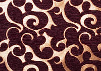 Мебельная ткань Acril 50% Флори ДК вайн