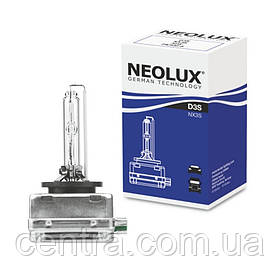 Лампа ксеноновая D3S XENARC ORIGINAL 42В, 35Вт, PK32d-5 4100K (пр-во Neolux) NX3S