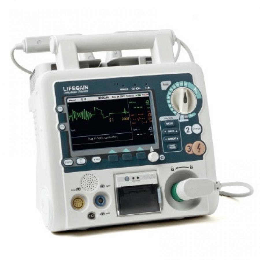 Дефибриллятор CU-HD1 укомп .: модуль SPO2, кардиостимулятор, автоадаптер АКЦИЯ!