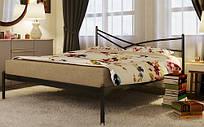 Ліжко Імперія 1600х2000 , з підйомним механізмом, темний мокко