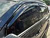 Дефлектори вікон Hyundai Tucson (2004-2016), фото 3