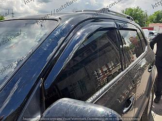 Дефлектори вікон Hyundai Tucson (2004-2016)