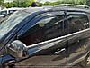 Дефлектори вікон Hyundai Tucson (2004-2016), фото 7