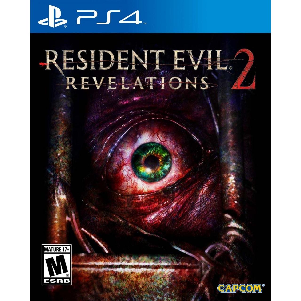Resident Evil Revelations 2 Box Set (російські субтитри) PS4