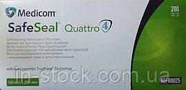 Крафт пакети для стерилізації Medicom 133х254 мм