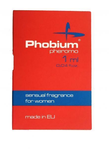 Жіноча туалетна вода з феромонами Pobium Pheromo for women пробник 1 мл