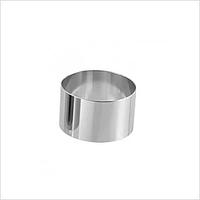 Форма кондитерская Lacor круглая (d-9, h-6 см)