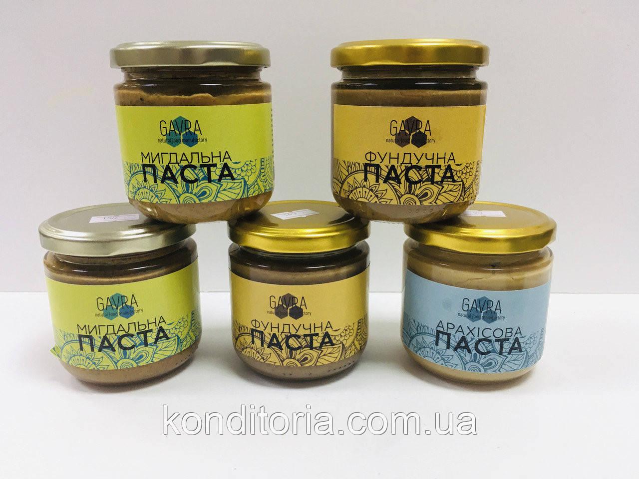 Ореховая паста, фундучная ,GAVRA