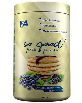 Суміш для приготування млинців Fitness Authority So good! Pancake 1000 г, фото 2