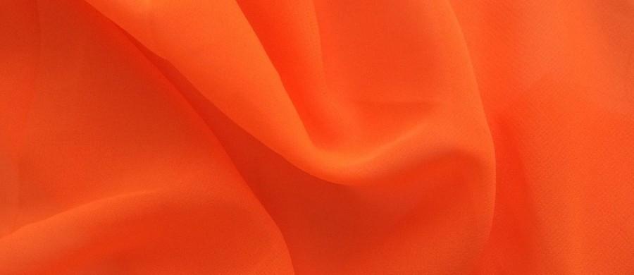 Шифон Оранжевий TSH-0016