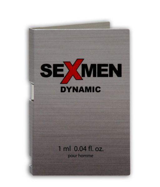 AURORA - Пробник Aurora Sexmen Dynamic for men, 1 ml