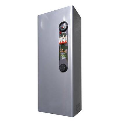 Котел електричний Warmly CLASSIK MG 6 кВт 220/380 В (з насосом + безшумний реле), фото 2