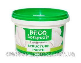 Паста структурна Kompozit DECO (білий, 0,3л)