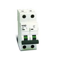 Автоматический выключатель Viko  2P C 40A