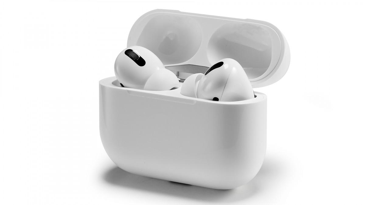 Бездротові навушники EarPhone Pro *lux-репліка Air Pods Pro Колір - Білий