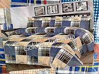 Постельное бельё 100% хлопок Бязь Голд двухспальный комплект 435грн