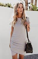 """Платье """"Angelika"""" gray"""